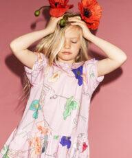 Mønstre, farver og fine børnemodeller hos Christina Rohde